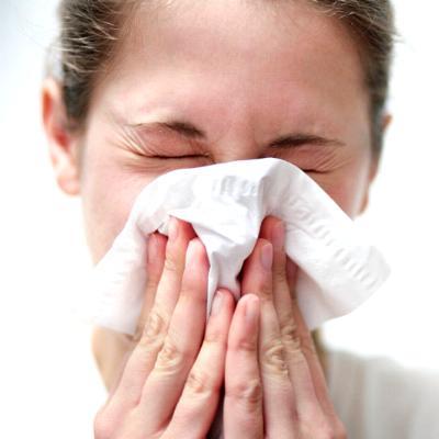 Лечения аллергического и вазомоторного ринита - Русский