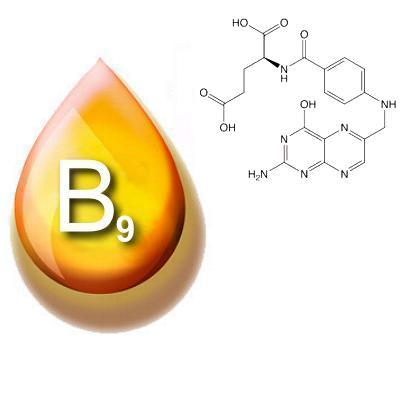 Витамин В9 (фолиевая кислота)