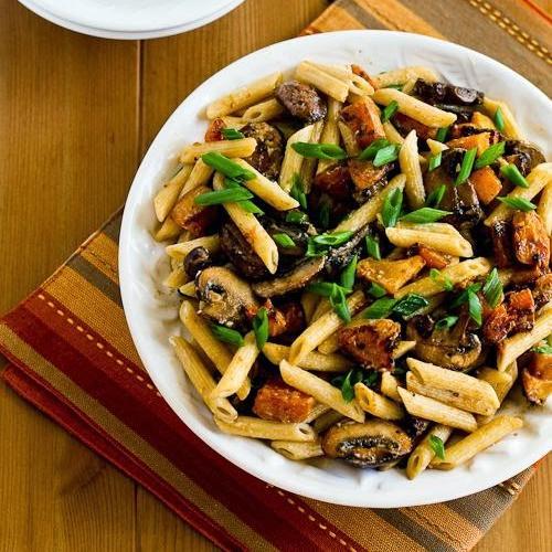 Рецепты тыквы с грибами
