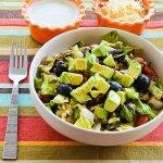 Чечевичный салат Тако